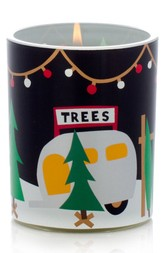 tree candle