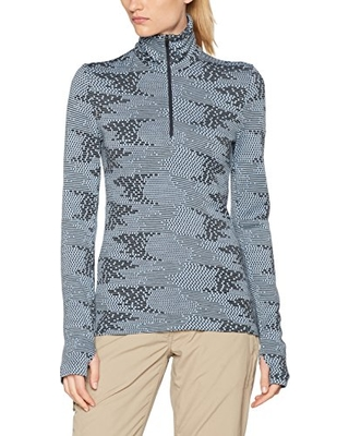 icebreaker-merino-womens-vertex-long-sleeve-half-zip-flurry-top-ice-blue-jet-heather-medium