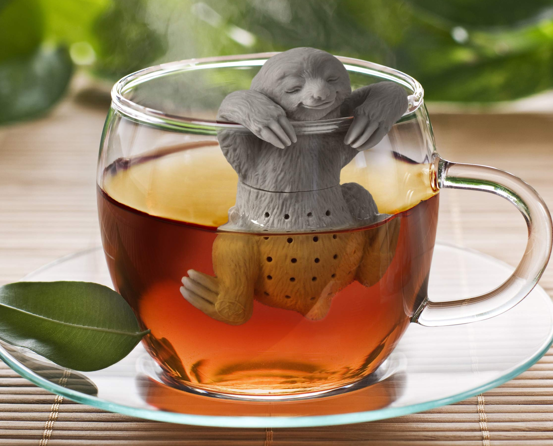 Sloth tea infuser by Fred and Friends